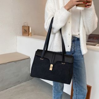 FAYLE - Panel Flap Handbag