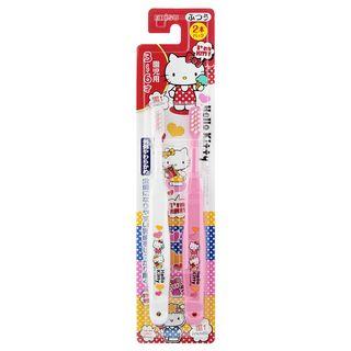 EBISU - Kids Twin Toothbrush 3-6 Yrs