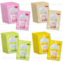 Annie's Way - Bubble Tea Mask 10 pcs - 4 Types