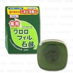 黑龙堂 - 叶绿素肥皂