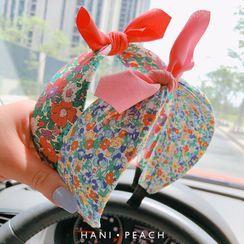 Hazy Beauty - Kids Floral  Fabric Headband