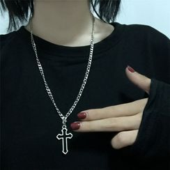Porstina - Cross Pendant Chain Necklace