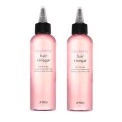 A'PIEU - Raspberry Hair Vinegar Set