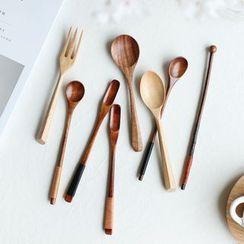 川岛屋 - 木质餐具