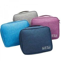 Evorest Bags - Plain Waterproof Toiletry Bag