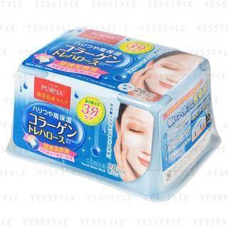 Utena - Puresa Daily Care Mask Collagen