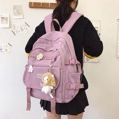 Mulgam - Buckled Backpack