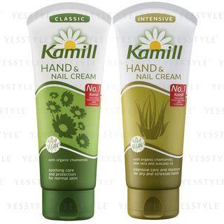 Kamill - Hand & Nail Cream 100ml - 2 Types