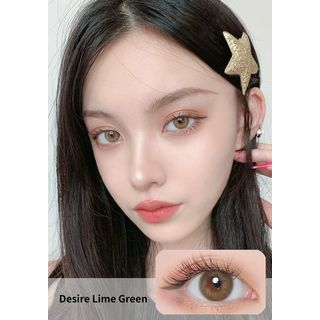 i - DOL - Desire Yearly Color Lens #Lime Green
