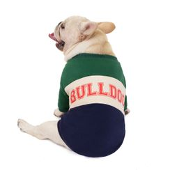 Fabcast - Lettering Colour Block Pet Top