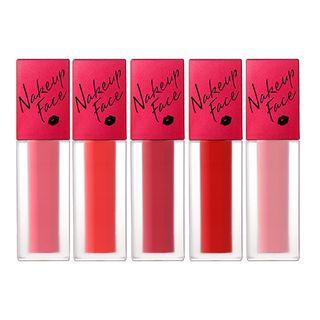 NAKEUP FACE - Velvet Scandal Lip Tint - 5 Colors