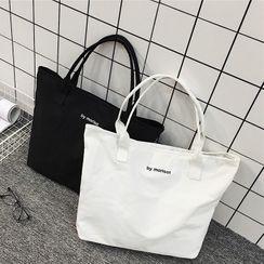 Namei - 字母帆布手提袋