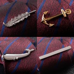 Prodigy - Alloy Tie Clip (various designs)
