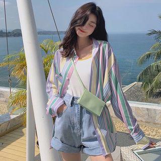 Paila - Long-Sleeve Striped Shirt