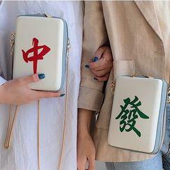 Miloes - Mahjong Crossbody Bag