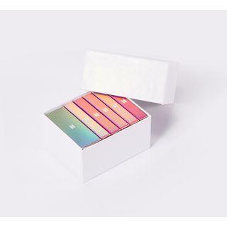 MTPR - BTS Boy With Luv Color Lens Bundle Set