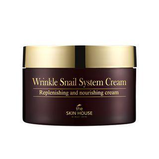the SKIN HOUSE - Wrinkle Snail System Cream JUMBO