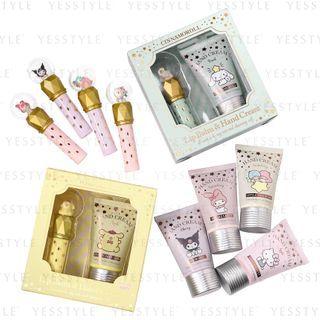 Sanrio - Lip Balm & Hand Cream - 6 Types