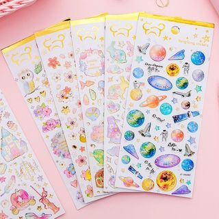 Fun House - Printed Sticker (various designs)