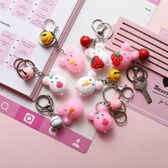 Chimi Chimi - 卡通老鼠鑰匙扣