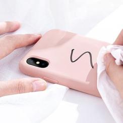 Mobby - Plain  Phone Case - iPhone 6 / 6 Plus / 7 / 7 Plus / 8 / 8 Plus / X / Xr / Xs / Xs Max