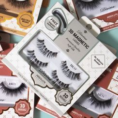Absolute - Divine 3D Magnetic Lashes (3 Types)