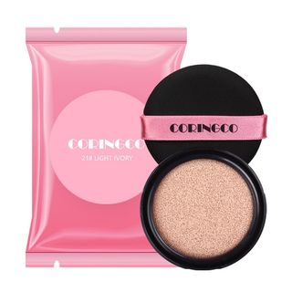 CORINGCO - Cherry Blossom Water BB Cushion SPF50+ PA+++ Refill Only 15g (#21 Light Ivory)