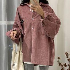 Princessy - Corduroy Shirt