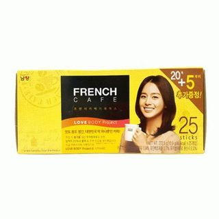 Three O'Clock - NAMYANG French Cafe Instant Coffee Mix 10.9g x25