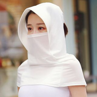 Dreamaway - Sun Protection Hooded Cape with Mask