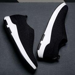 HANO - Mesh Slip-On Sneakers