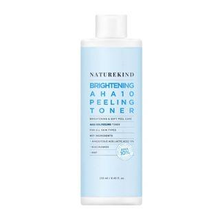 NATUREKIND - AHA 10 Peeling Toner