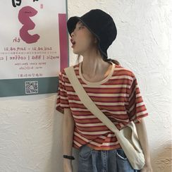 Fairy Essential - Striped Short-Sleeve T-Shirt