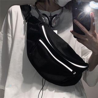 Porstina(ポルスティナ) - Drawcord Sling Bag