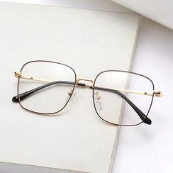 Aisyi - Blue-Light Blocking Square Glasses