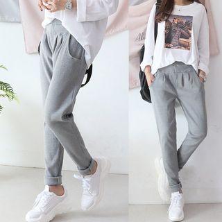 Seoul Fashion - Baggy-Fit Sweatpants