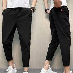 Tonni's(トニズ) - Cropped Harem Pants