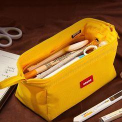 Show Home - Applique Canvas Pencil Case