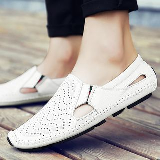 WeWolf - Genuine Leather Slip Ons