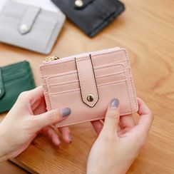 Pieris - Faux Leather Card Holder