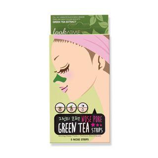 lookATME - Nose Pore Strips Green Tea