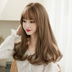 SEVENQ - Straight Long Full Wig