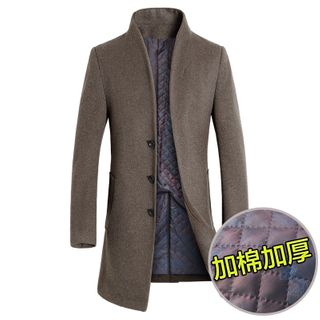 Wild Dragon(ワイルドドラゴン) - Single-Breasted Midi Coat