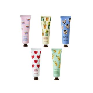 TONYMOLY - Scent Of The Day Hand Cream - 5 Types