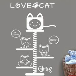 StickIt - 猫咪装饰贴