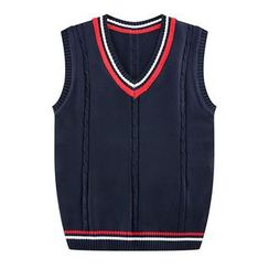 Ferdan - V-Neck Knit Vest
