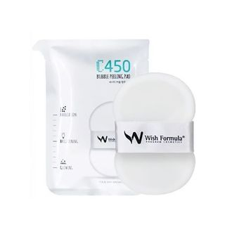 Wish Formula - C450 Bubble Peeling Pad 4pcs
