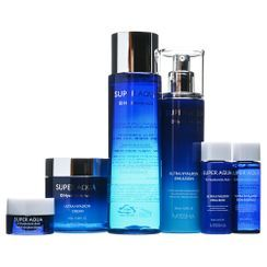 MISSHA - Super Aqua Ultra Hyalron Set