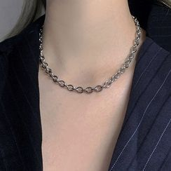 PANGU(パング) - 925 Sterling Silver Chain Choker