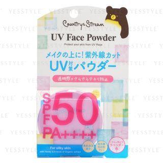 Country & Stream - UV Face Powder SPF 50 PA++++